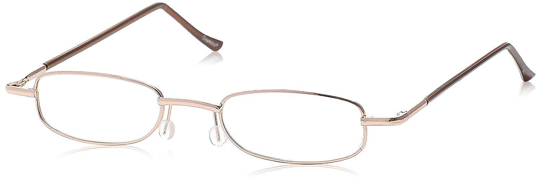 Winneu Present-Gafas con lupa de lectura, corrección 1 a 4 Talla:+1.5