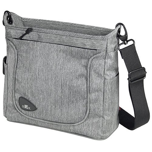 Rixen & Kaul KLICKfix Allegra Fashion handlebar bag – Gray 0275GR