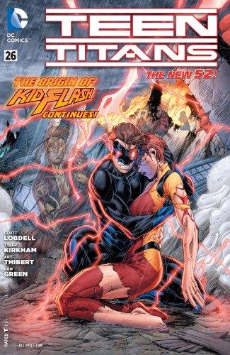 Teen Titans (2011-) #26 (Teen Titans (2011- ))