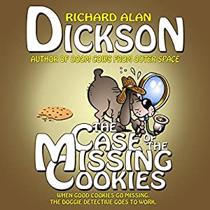 The Case of the Missing Cookies Audiobook