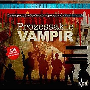Prozessakte Vampir Hörspiel
