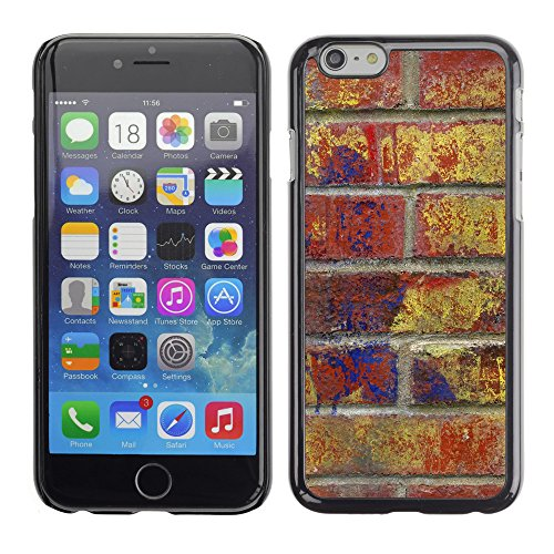 "Premio Sottile Slim Cassa Custodia Case Cover Shell // V00002293 Graffiti Urban // Apple iPhone 6 6S 6G 4.7"""