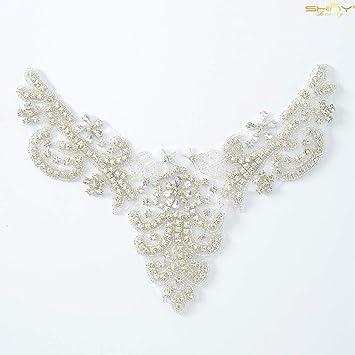 BRIDAL//WEDDING  Crystal//Diamonte Necklace Set *178*