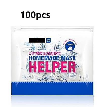 Komener El paño mágico comprimido mágico de la toalla de la tableta limpia la máscara del