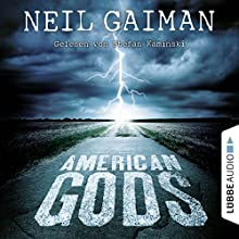 American Gods (       UNABRIDGED) by Neil Gaiman Narrated by Stefan Kaminski