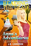 img - for Reading The Dead: Anna's Adventures book / textbook / text book