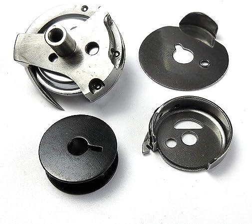 ZickZackNaehmaschine 5/metal Bobinas para m/áquina de coser Pfaff 230//260//262//360//362