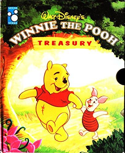 Walt Disney's Winnie the Pooh Treasury: A Windswept Piglet/a Tigger Inside & Out/an Eeyore's Tail