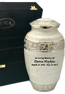 amazon com cremation urn funeral urns ash urns pet or human