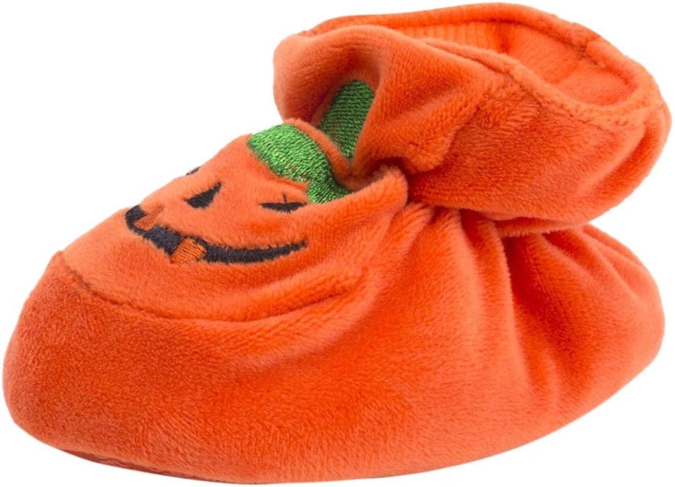 Zapatos de Bebe Halloween,❤ Amlaiworld Recién Nacido niño niñas ...