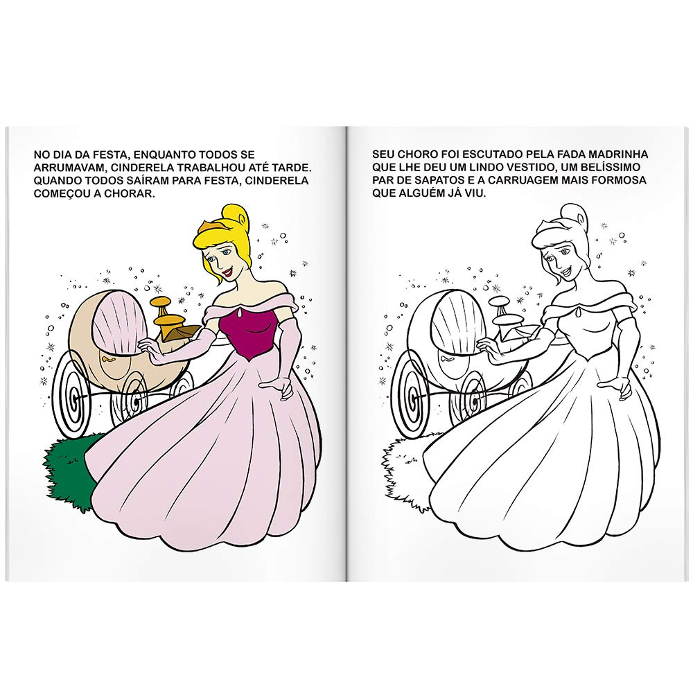 Cinderela Todolivro Ed 9788573892420 Amazon Com Books