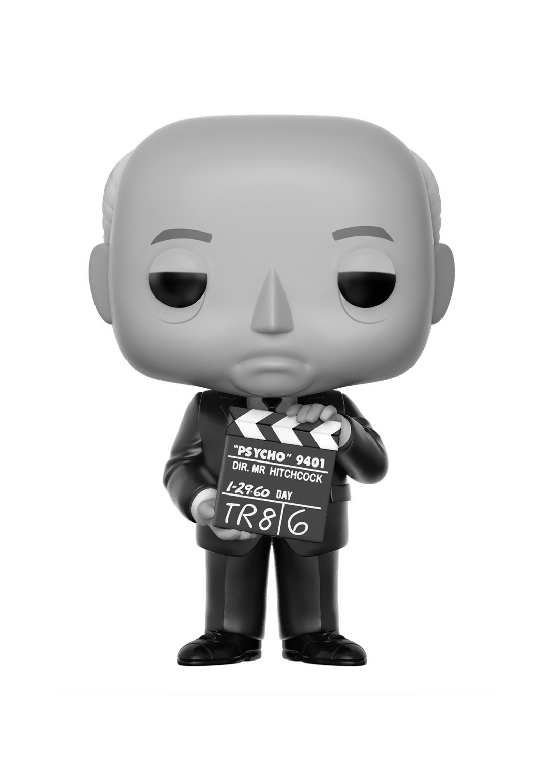 Funko Pop Directors: Alfred Hitchcock Collectible Figure, Multicolor 33183