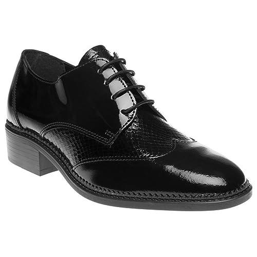 Sole Amity Mujer Zapatos Negro srkfExxZ