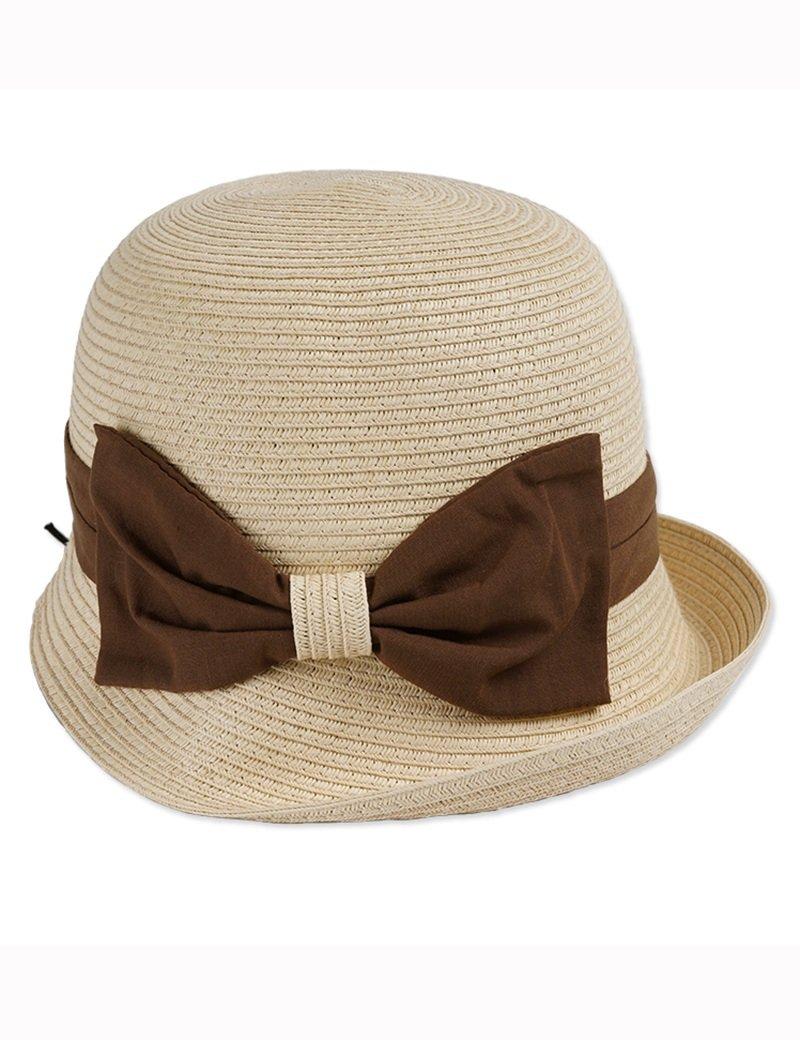 Gorro MEIDUO Sombrero de Playa Primavera Y Verano Femenino Plegable  Vacaciones Sombrero De Paja Sombrilla Pantalla ... c588e83e926