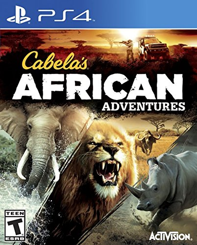 Cabelas African Adventure   Playstation 4