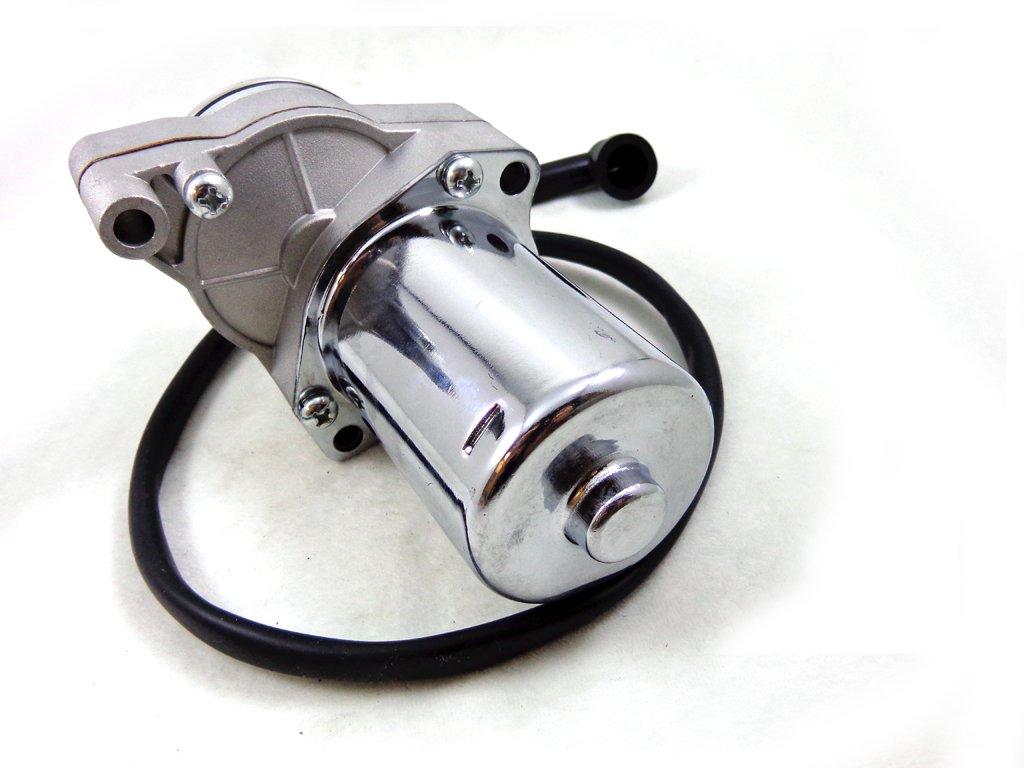 Starter Motor 3 Bolt Upper Mount for 50cc 70cc 90cc 110cc 125cc Dirt Bikes Go Karts ATV Pit Bike Dune Buggy Sandrail Quad 4 Wheelers SSR Roketa Taotao Coolster Jonway SunL by Kids ATV Parts (Image #3)