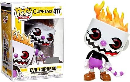 Cuphead-légendaire calice Vinyl Figure Funko Pop Games