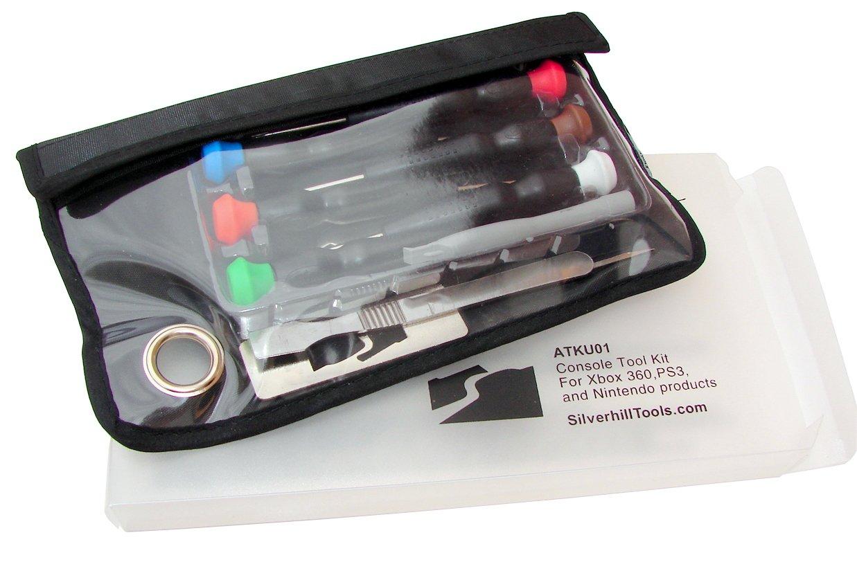 Silverhill Tools ATKU01 Multi-Console Tool Kit