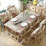 Luxury linen Tablecloths, [modern] Moose [classical] Rectangle 100% linen 1 piece Tablecloths-A 140x180cm(55x71inch)