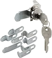Prime-Line Products S 4532 9-Cam Hl1 Keyway Mail Box Lock