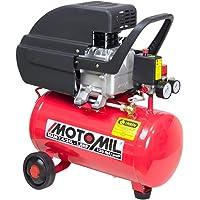 Motocompressor Monofásico 7,4 Pés 24 Litros 110V-MOTOMIL-MAM-7,4/24