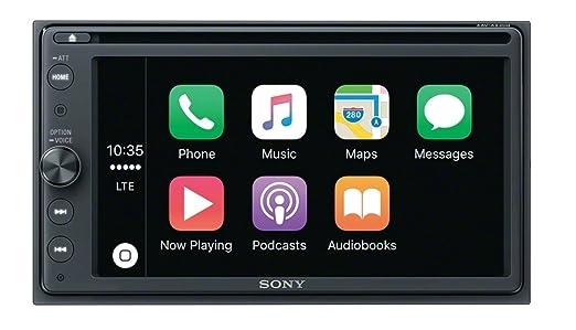 "9 opinioni per Sony XA-VAX200 SintoMonitor 2DIN con DVD/CD, Display da 6.4"", Nero"