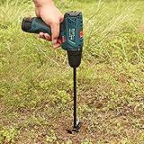 willstar Auger Drill Bit Non-Slip Drill Digger