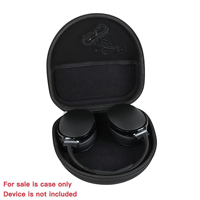 Amazon.com: Hermitshell Hard EVA Travel Black Case Fits Skullcandy Hesh 3 Wireless Headphone: Home Audio & Theater