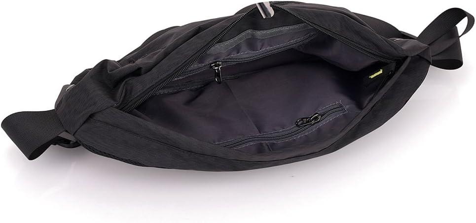 Multipurpose Fashion Waist Packs,Waterproof Bum Waist Bag,Leisure Chest Bag,for Outdoor Sport,Running,Hiking,Riding,Biking Travel Backpack.