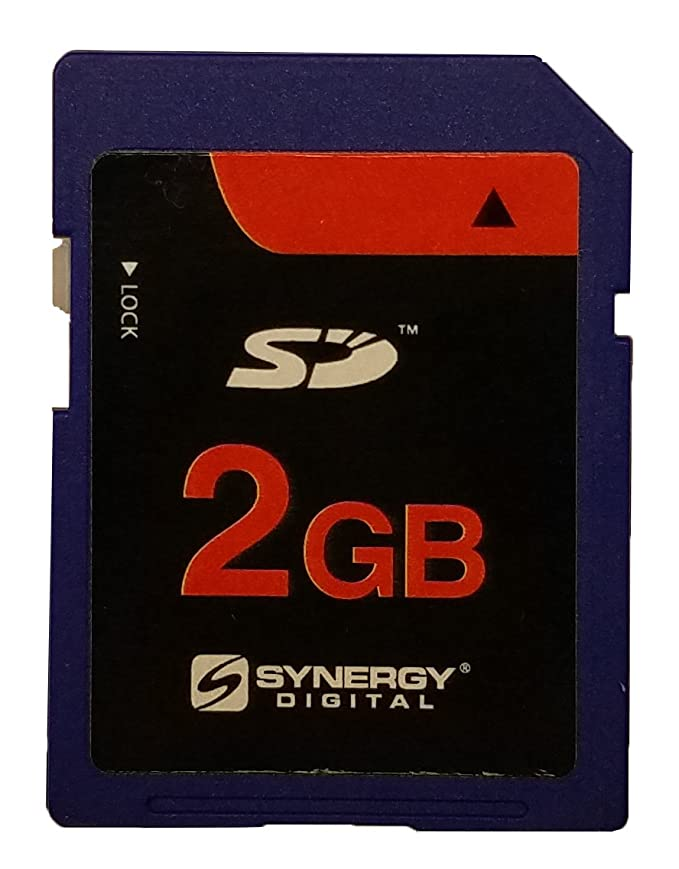 Canon Powershot A520 Digital Camera Memory Card 2GB Standard Secure Digital (SD) Memory Card