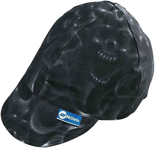 Welding Cap Hat #130 Sugar Skulls Welders Hats Cotton. Bikers Caps