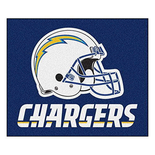 Fan Mats San Diego Chargers Tailgater Rug, 60