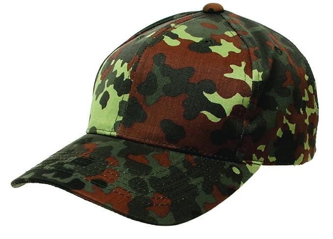 Gorra con visera de estilo militar, varias tallas, color caqui ...