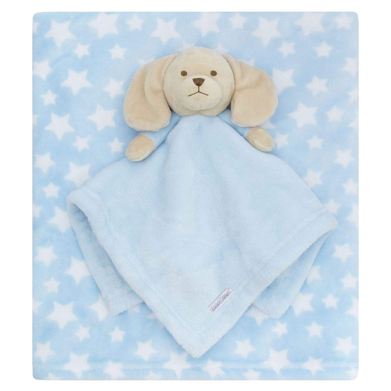Style It Up Baby Boys Blanket And Comforter Set