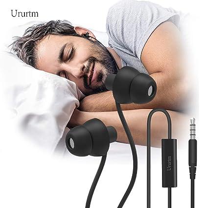 Best Headphones For Sleeping 2020 Amazon.com: Sleep Soundproof Earbuds Headphones, Noise Isolating