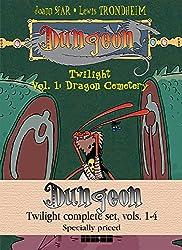 Dungeon: Twilight Complete Set, Vols. 1–4