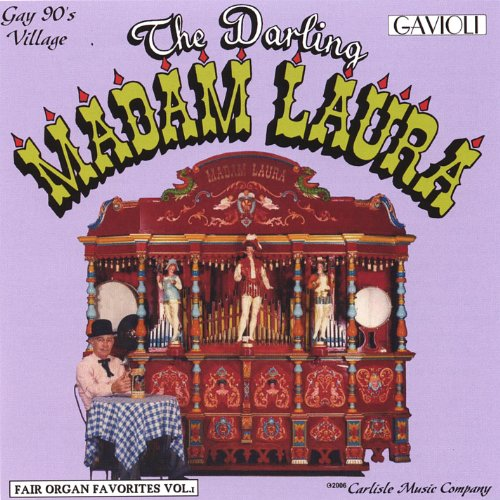 Fair Organ Favorites Vol.1 -Carousel Music ()