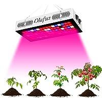 Olafus 300W Luz Plantas, 80 LED, 3 Modos