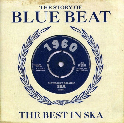 CD : VARIOUS ARTISTS - Bluest Beat / Various (United Kingdom - Import)