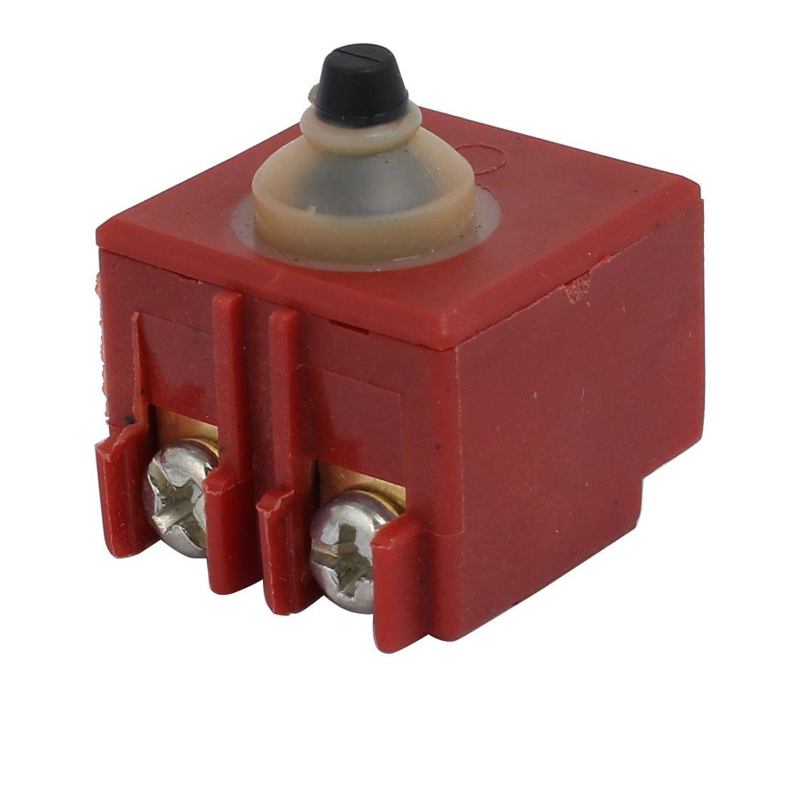sourcingmap Smerigliatrice angolare Parti pulsante interruttore per Makita 9553//9555//9556//9558