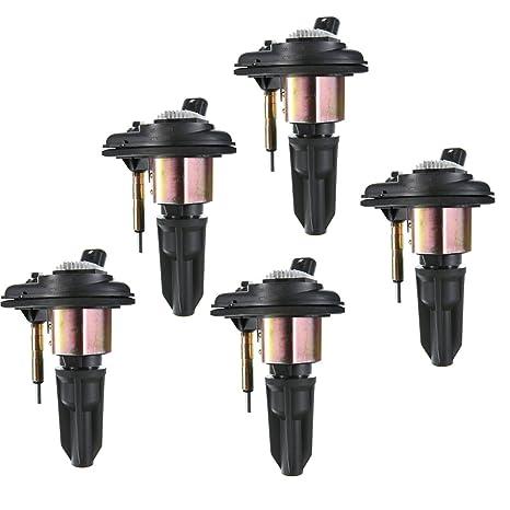a-premium bobinas de encendido pack para Chevrolet Trailblazer GMC Envoy 2002 – 2005 buick