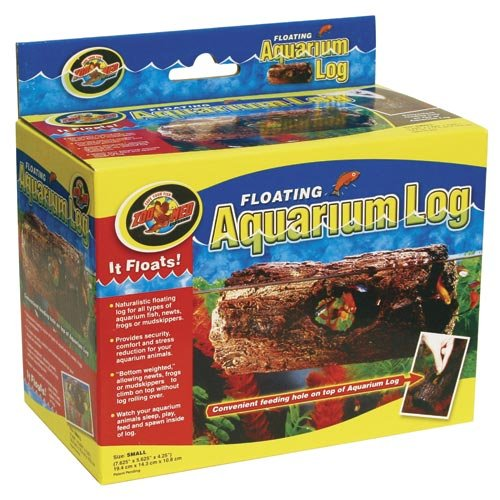 Zoo Med Floating Aquarium Log, Small by Zoo Med