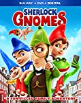Cover Image for 'Sherlock Gnomes [Blu-ray + DVD + Digital]'