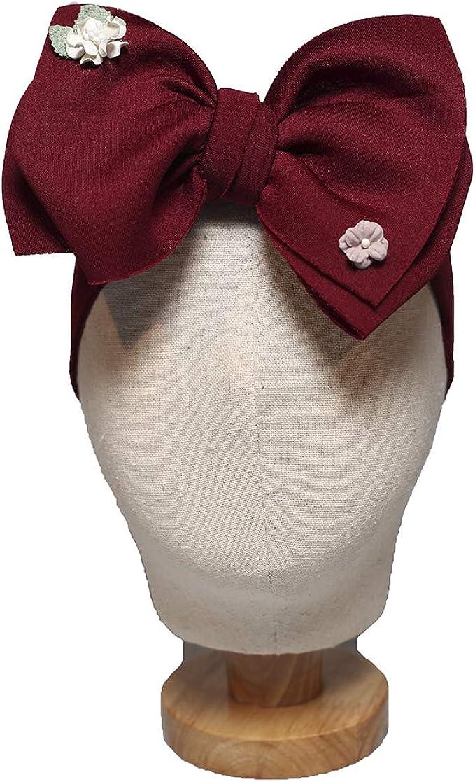 Bows Baby Headband Knot Clips Baby Bow Big Bow Messy Bow Small World Floppy Bow Head Wrap Girl Bow Headband Turban