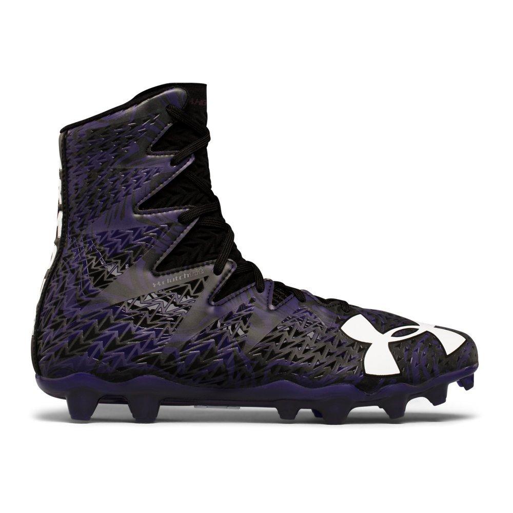 Under Armour B072N97ZSS 10 D(M) US|Black/ Purple Black/ Purple 10 D(M) US