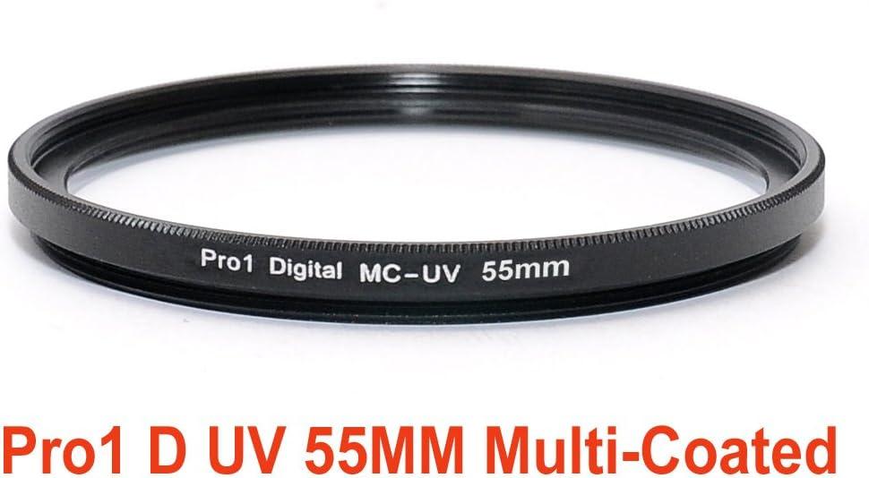 RainbowImaging Pro1 Digital Pro1D slim 55mm UV Multi Coated Glass Filter Ultra Violet