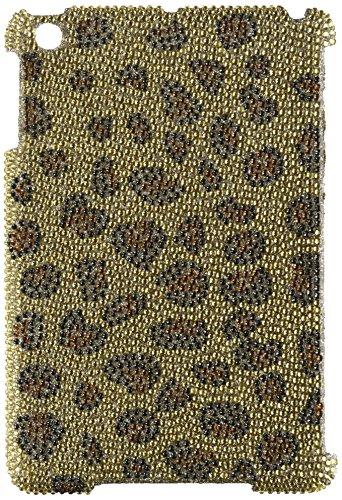 Asmyna Back Protector Cover for iPad mini, Leopard Skin/Camel Diamante Smart Slim - Skin Leopard Mybat