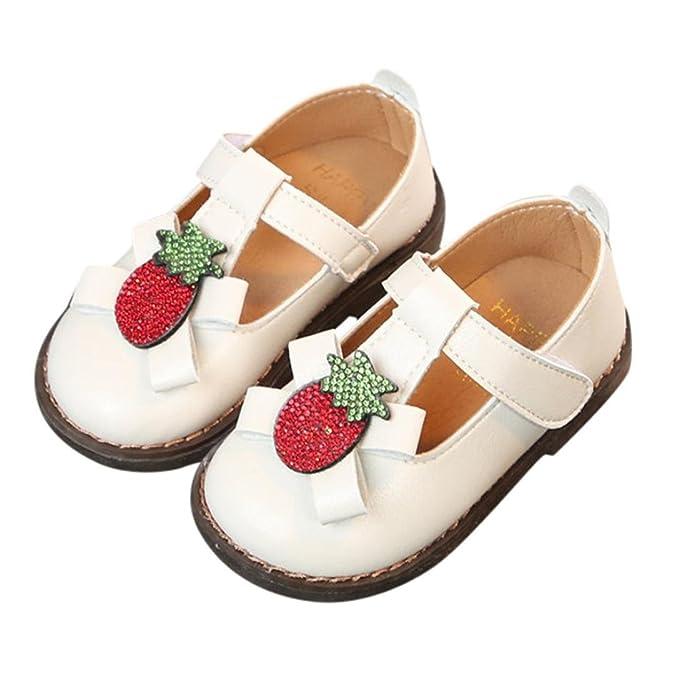 9f4b316d2ffb88 ღ UOMOGO Royal Scarpine neonato Primi Passi Sneaker bambini e Ragazze  Estate Bambina Scarpe Sandalo Casual, 4-10 Anni, EU 21-27.5: Amazon.it:  Abbigliamento