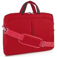 Bolsa Feminina para Notebook 15'', Multilaser, Mochilas, Capas e Maletas para Notebook, Vermelho