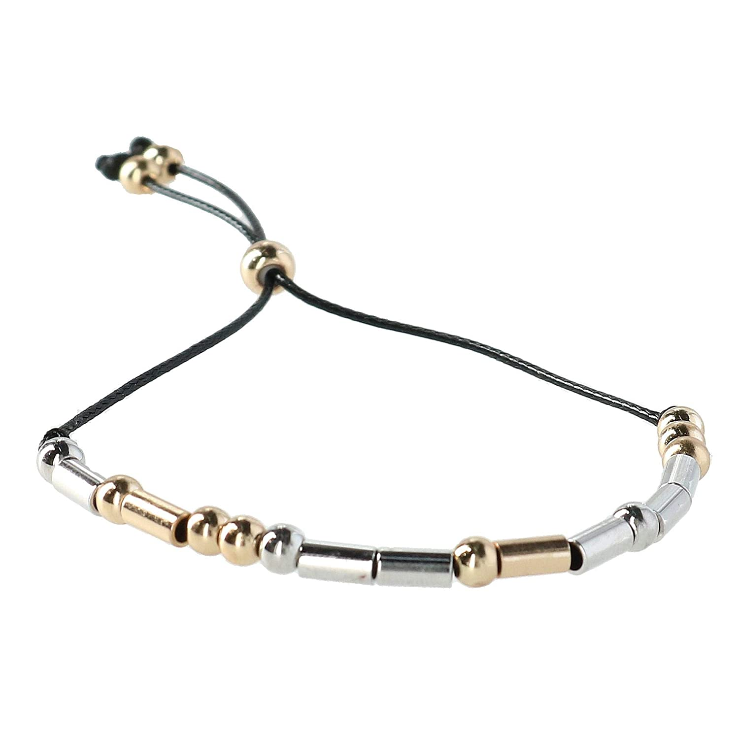 Fresh & co. Always Morse Code Bracelet